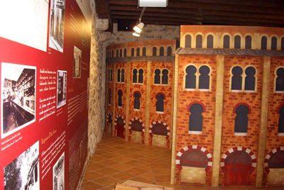 Decorado para museo Ibarraundi